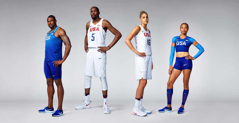 Team Usa Apparel Nike 2018