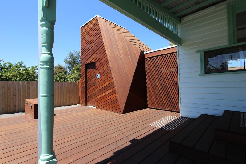 Maidstone Tennis Pavilion Searle X Waldron Architecture