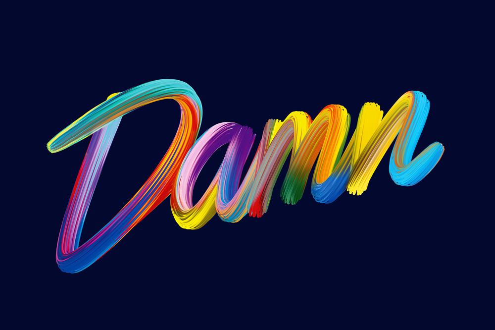Damn by Daniel Triendl